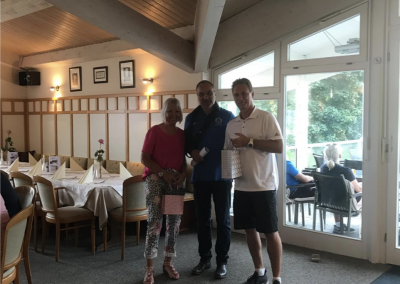 Golfclub Eschhofen Preis des Präsidenten 2019