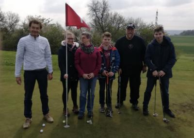 Golfclub Eschhofen Trainingscamp 2019